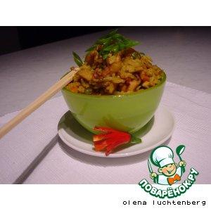 Пользователи - Nasi - индонезийский жареный рис