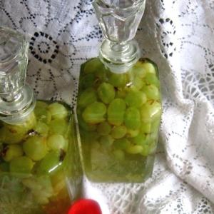 Водка - Настойка Пьяный виноград
