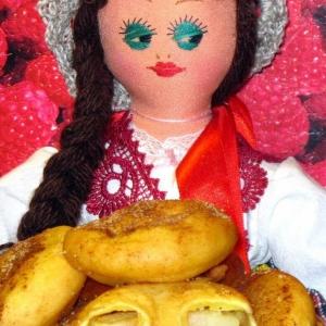Водка - Нежнейшие воздушные пончики Родом из детства