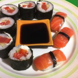 Рецепты японской кухни - Нигири суши и роллы своими руками