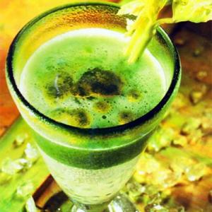 Рецепты для миксера - огуречный напиток с йогуртом