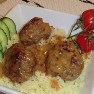 Рецепты скандинавской кухни - Охотничьи котлеты с брусничным соусом