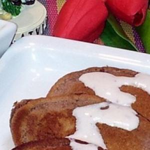 Пользователи - Оладьи на пахте с какао