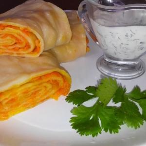 Рецепты для пароварки - Орама нан