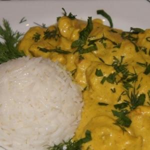 Рецепты индийской кухни - Ореховое карри на кокосовом молоке