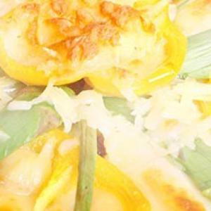 Вегетарианская кухня - Овощная запеканка