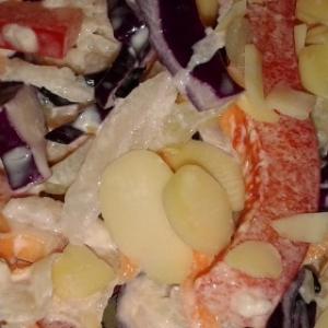 Редька - Овощной салат Мелодия