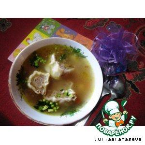 Пользователи - Овощной суп с ленивыми пельменями