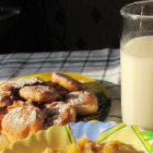 Рецепты индийской кухни - Овсянка, молоко из кунжута и оладьи