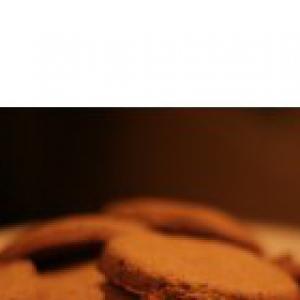 Шотландская кухня - Овсяное печенье