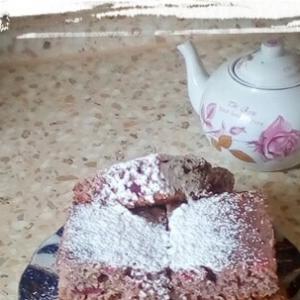 Фрукты - Овсяные булочки-сконы с вишней