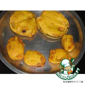Рецепты индийской кухни - Пакори