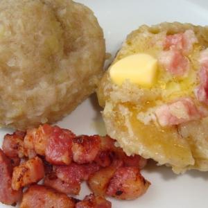 Рецепты скандинавской кухни - Пальт картофельный