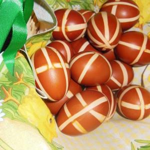Перепелиное яйцо - Пасхальные яйца Узорчатые