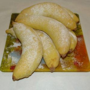 Творог - Печенье Бананы