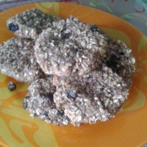 Фрукты - Печенье диетическое на завтрак