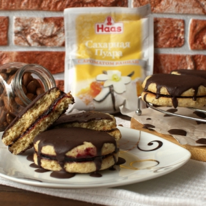 Рецепты австрийской кухни - Печенье Ишльские тортики