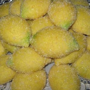 Маргарин - Печенье Лимончики с творогом