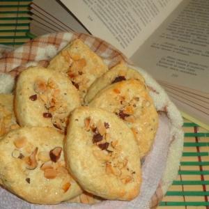 Арахис - Печенье Наветт с арахисом