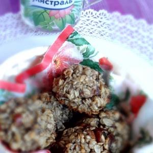 Финик - Печенье овсяное с финиками
