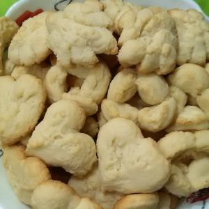 Ваниль - Печенье песочное
