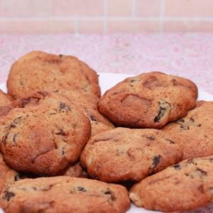 Рецепты детской кухни - Выпечка - Печенье с шоколадом и черносливом