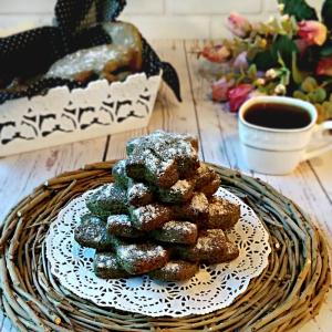 Ванилин - Печенье с тыквенной мукой