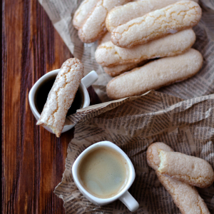 Рецепты средиземноморской кухни - Печенье савоярди