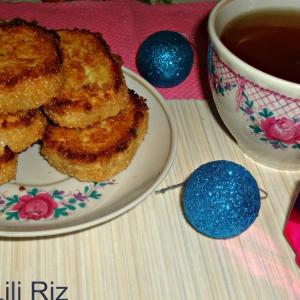 Ванилин - Печенье Зимняя сладость