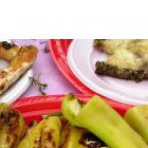 Рецепты греческой кухни - Перчик с сюрпризом