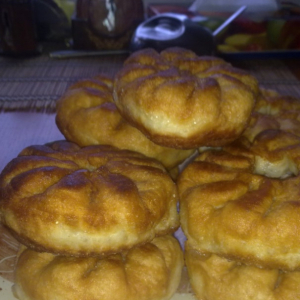 Рецепты татарской кухни - Перемячи с мясом по-татарски