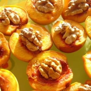 Персик - Персики в меду
