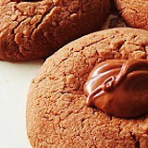 Нут - Песочное печенье Кнопки