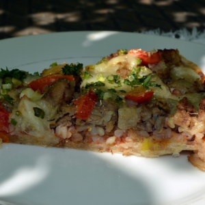 Свинина - Пицца Гречка и гречка