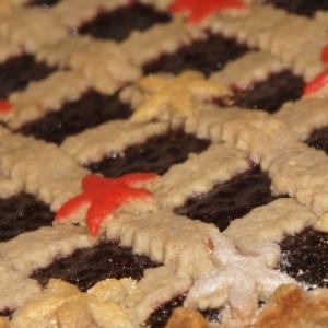 Рецепты австрийской кухни - Пирог из Линца