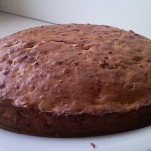 Пользователи - Пирог oреховый с шоколадом