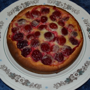 Слива - Пирог со сливами