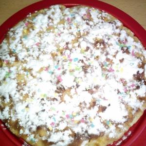 Фрукты - Пирог Яблочное лакомство