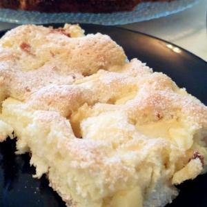 Яблоко - Пирог Заливные яблоки