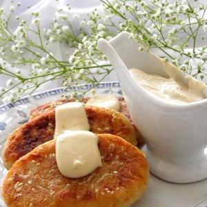 Тунец - Пирожки картофельные с тунцом