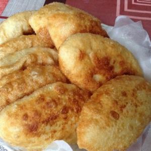 Рецепты белорусской кухни - Пирожки на закваске и картофельном отваре