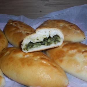 Ревень - Пирожки с ревенем