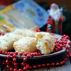 Творог - Пирожки с сыром на сырном тесте