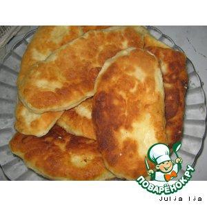 Пользователи - Пирожки жареные с картошкой из творожного теста