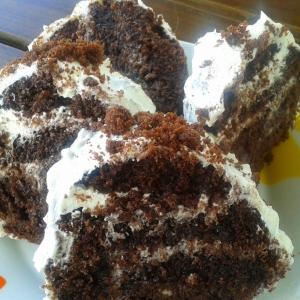 Ликер - Пирожное Поленце шоколадное