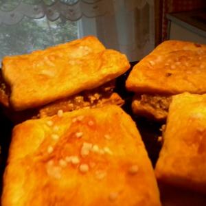 Пирожные по мотивам французской кухни