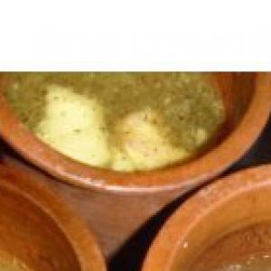 Алыча - Пити по-шекински