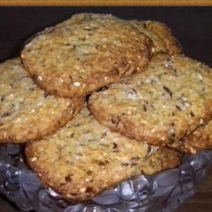 Чернослив - Полезное мультизлаковое печенье