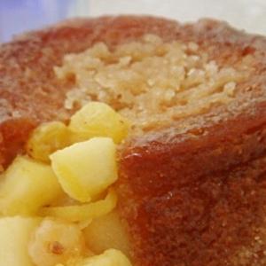 Рак - Порционная шарлотка Хлеб-всему голова