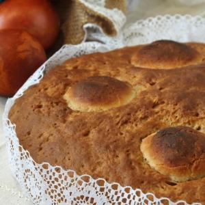 Фенхель - Португальский пасхальный хлеб Фолар